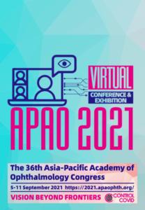 kongres okulistyczny APAO 2021